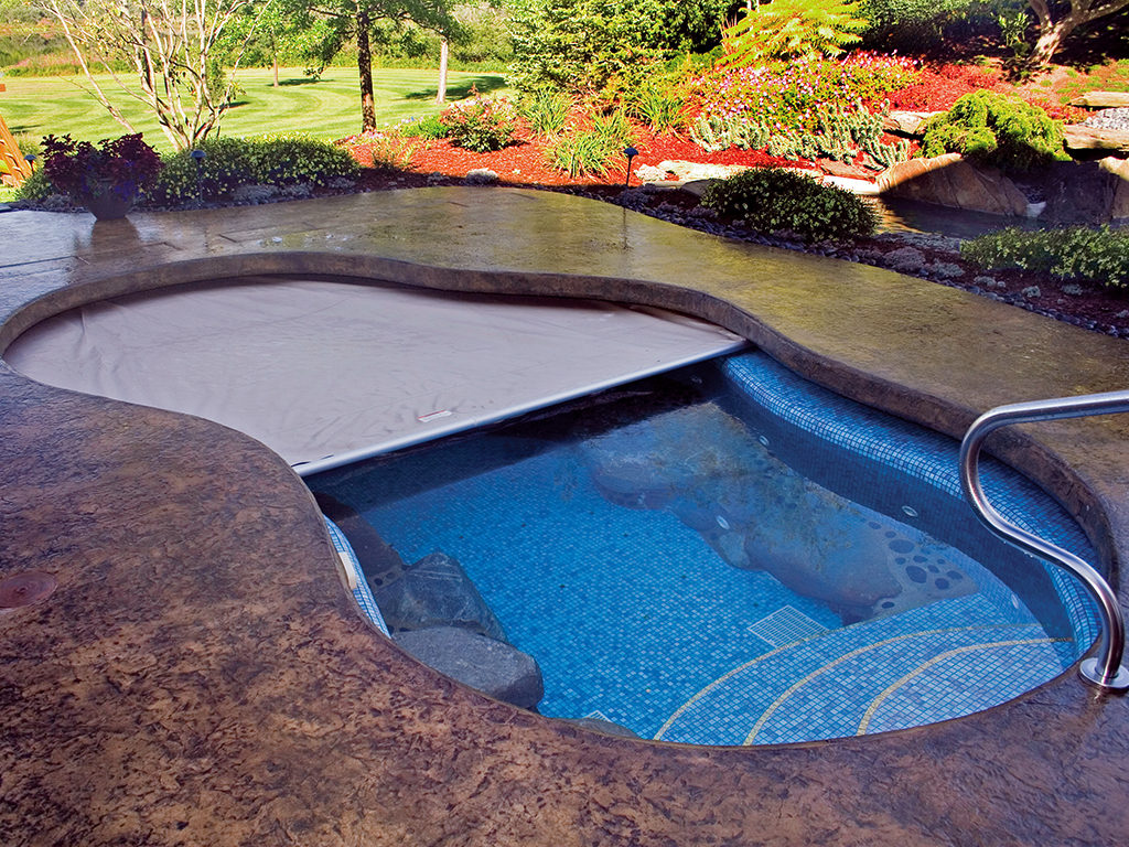 Cover any type of pool cover pools for Inground pool shapes